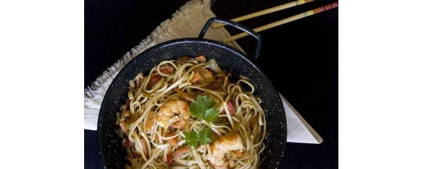 Recetas para wok