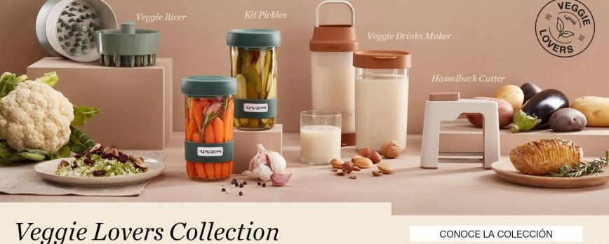 Conoce la nueva colección LÉKUÉ VEGGIE LOVERS COLLECTION