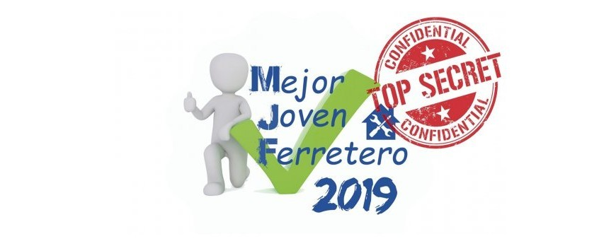 Premio Mejor Joven Ferretero 2019