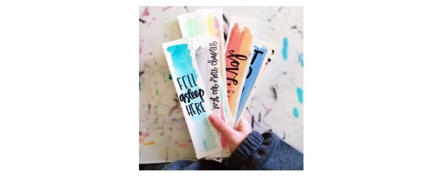 Pintar con acuarelas